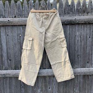 L.L. Bean boys lined pants